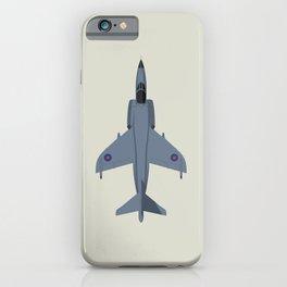 Sea Harrier Jet Aircraft - Slate Stone iPhone Case