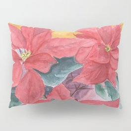 Poinsettia 2 Pillow Sham