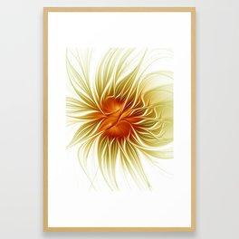 flamedreams -25- Framed Art Print