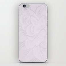 Lavender Lace iPhone & iPod Skin