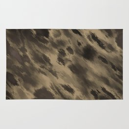 Tiger fur art Rug