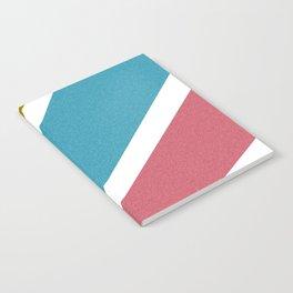 Color Burst Notebook