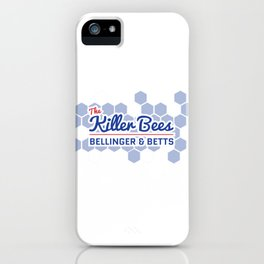 The Killer Bees iPhone Case