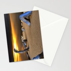 Trapped and Seeking Help Stationery Cards