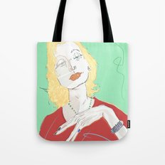 Clarice Lispector Tote Bag