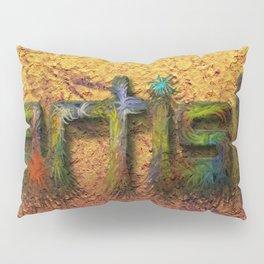 artist Pillow Sham
