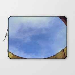 Top of Coit Laptop Sleeve