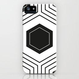 HEXBYN3 iPhone Case