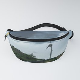 Wind Turbine Path Fanny Pack