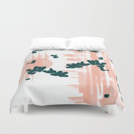 Morning Blooms Duvet Cover