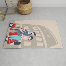 Roman Holiday Rug