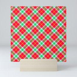 Scottish tartan #30 Mini Art Print