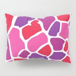 Giraffe Print Pillow Sham