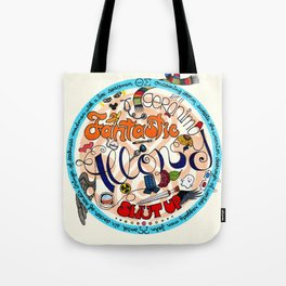 Doctor? Doctor WHO? Tote Bag