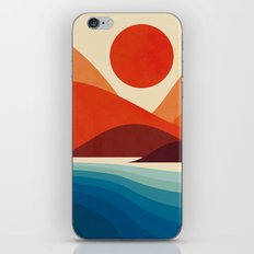 Seaside iPhone Skin
