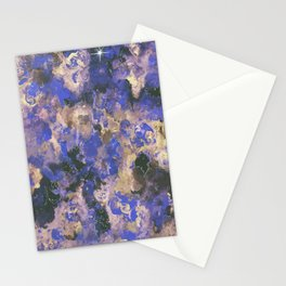 Magic Sky Stationery Cards