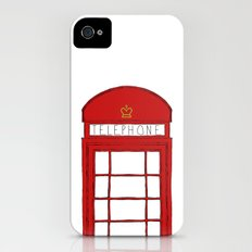 LONDON iPhone (4, 4s) Slim Case