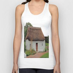Nant Wallter Cottage. Wales. Unisex Tank Top