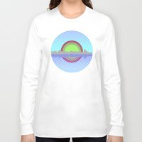 lake Long Sleeve T-shirts featuring LAKE by Liam Brothers