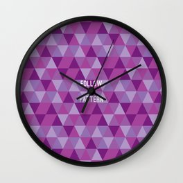 FTP Wall Clock