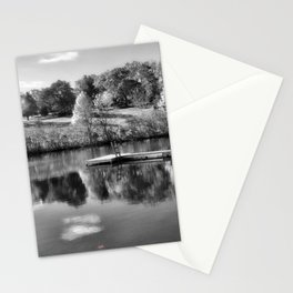 All Aglow Stationery Cards