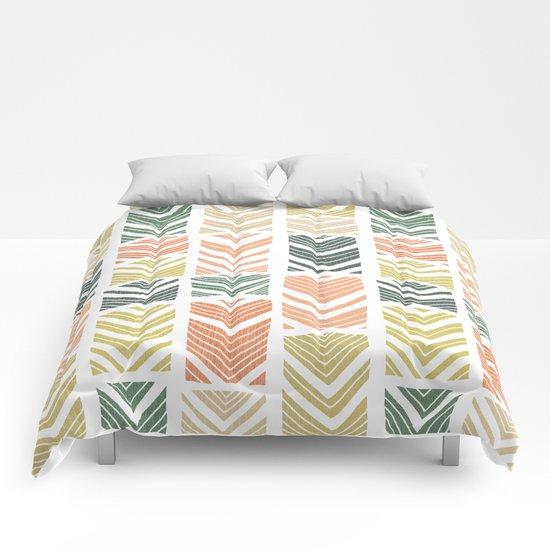 Sugar Wave Comforters