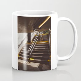 Brooklyn Subway II Coffee Mug