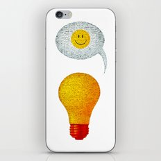 Happy Ideas!  iPhone & iPod Skin