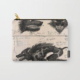 Flegellum de Bestia: Scourge Beast Carry-All Pouch