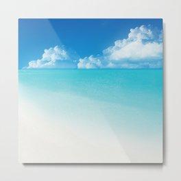 Beach Dreams Metal Print