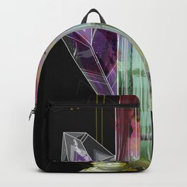 Fantasy Mineral Matrix Backpack