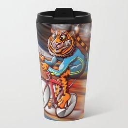 Olympic Cycling Tiger Travel Mug