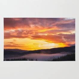 Sunrise Trossachs Rug
