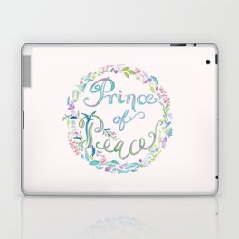Prince of Peace -Isaiah 9:6 Laptop & iPad Skin