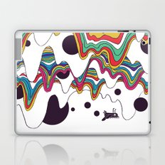 Psychedelic Planet Laptop & iPad Skin