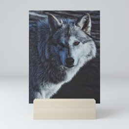 Wild Heart Mini Art Print