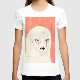 Dissolving Keiko Arisu T-shirt