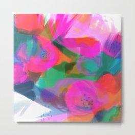 Dreamed Garden 4 Metal Print
