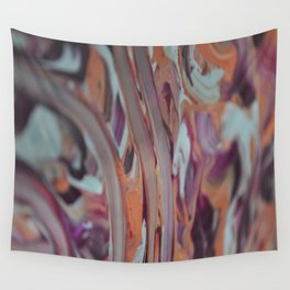 Embouchure of the Saxophone Wall Tapestry