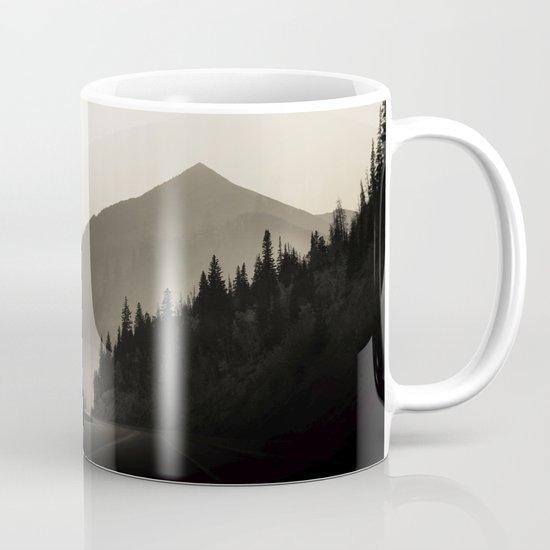 Dusky Bronze Mountains Mug