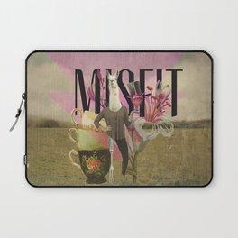 Unshackled, Misfit by Lendi Hader Laptop Sleeve