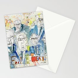 Feel the Bernies Stationery Cards