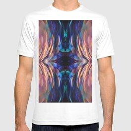 Rainbow Light Iridescence T-shirt