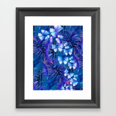 My Tropical Garden 7 Framed Art Print