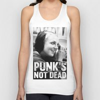 britney Tank Tops featuring Britney Tee! by Eric Terino