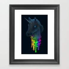 WTF Framed Art Print