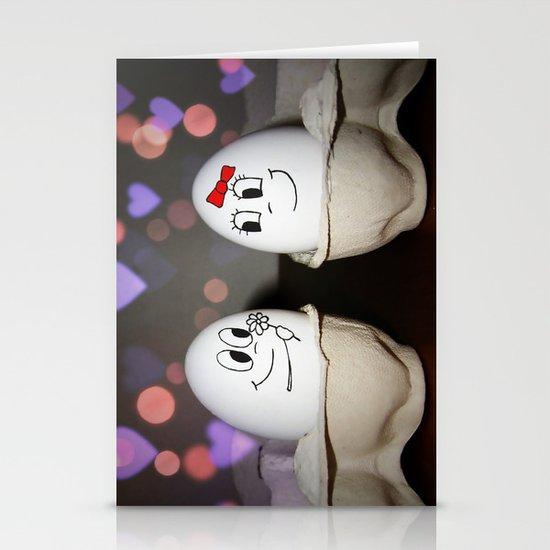 Egg Love Stationery Cards