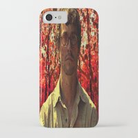 will graham iPhone & iPod Cases featuring Will Graham by KP Designs