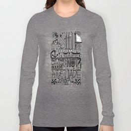 A Ship in Port Long Sleeve T-shirt