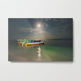 GILI AIR Metal Print